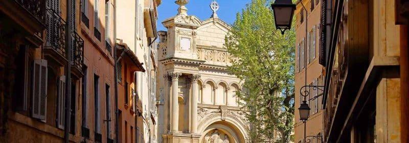 10 incontournables à visiter </br>à Aix-en-Provence