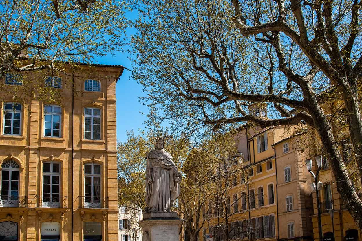 Roi-René-d'Anjou-à-Aix-en-Provence
