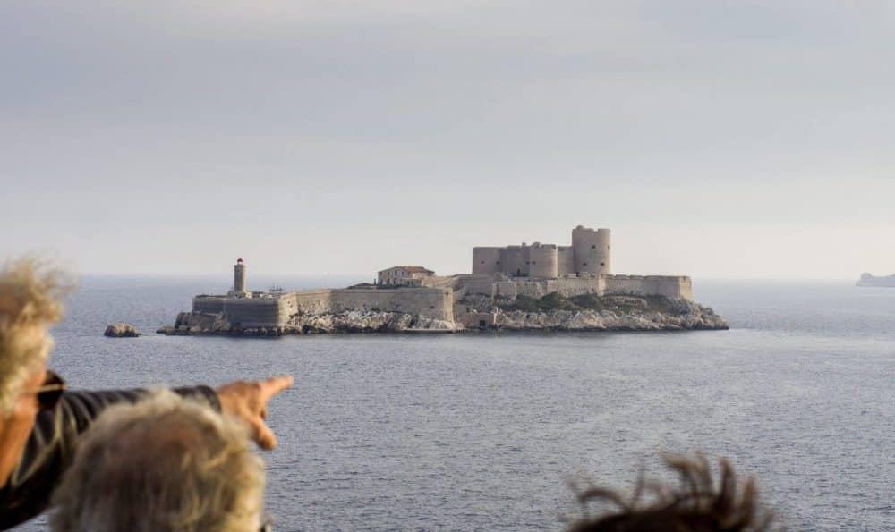 Château d'If à Marseille