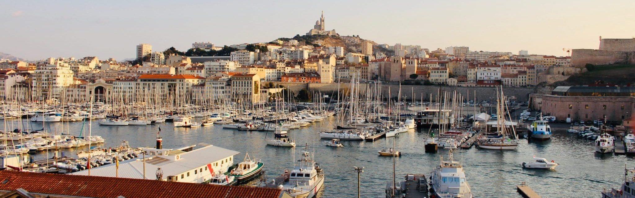 Les lieux incontournables à visiter à Marseille